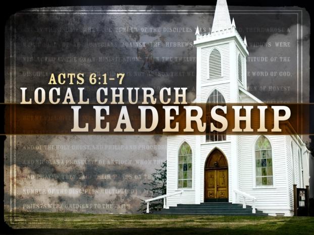 Church+Leadership